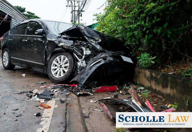 fault in Georgia car accident