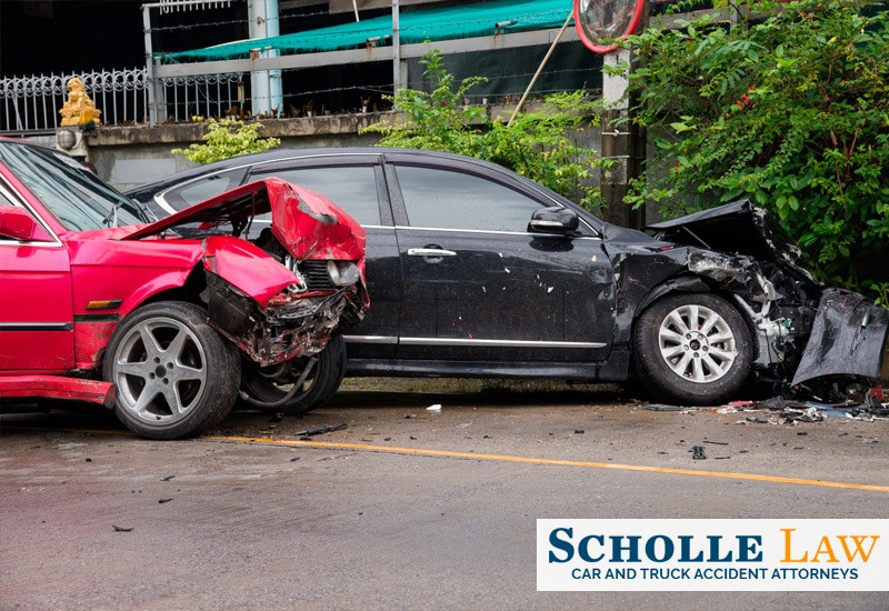 head on collision injuries
