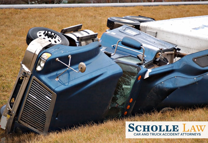 what to do after truck accident